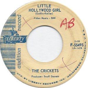 1962-09 45 - CRICKETS LIBERTY 55495 A