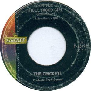 1962-09 45 - CRICKETS LIBERTY 55495 C
