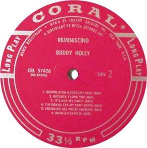 1963 - CORAL LP 57426 D
