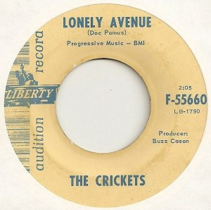 1964-45-01 - CRICKETS LIBERTY 55660 A