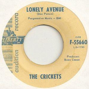 1964-45-01 - CRICKETS LIBERTY 55660 A