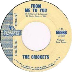 1964-45-02 - CRICKETS LIBERTY 55668 A