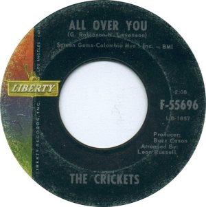 1964-45-02 - CRICKETS LIBERTY 55668 D