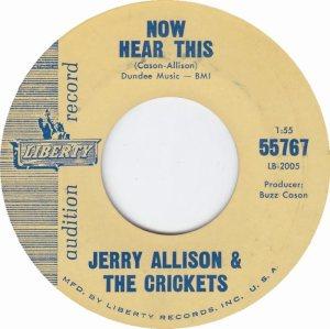 1965-45-03 - CRICKETS LIBERTY 55767 A