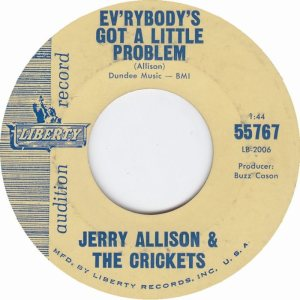 1965-45-03 - CRICKETS LIBERTY 55767 B