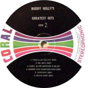 1967 - CORAL LP 57492 D