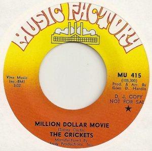 1968-08 - CRICKETS MUSIC FACTORY 415 A