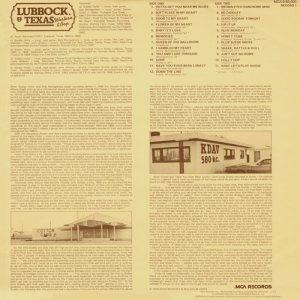 1981 - MCA LP 80000 D