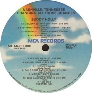 1981 - MCA LP 80000 I