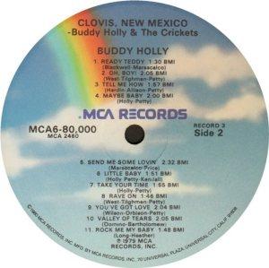 1981 - MCA LP 80000 N