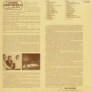 1981 - MCA LP 80000 P
