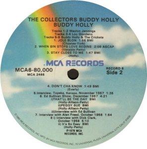 1981 - MCA LP 80000 Z