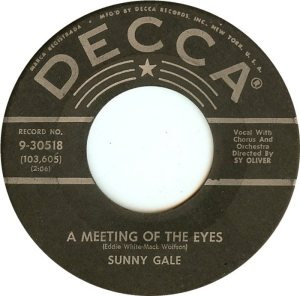 57-11-26 GALE SUNNY 2ND