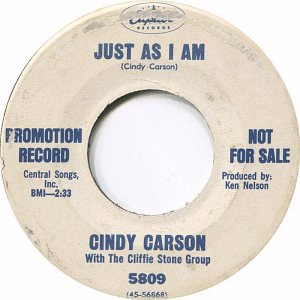 CARSON CINDY AND STONE GROUP 66 B