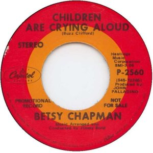 CHAPMAN BETTY 69 B