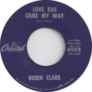 CLARK ROBIN 61 B