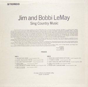 COLORADO - LEMAY JIM BOBBI B