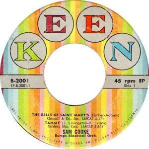 COOKE - 45 EP KEEN 2001 C