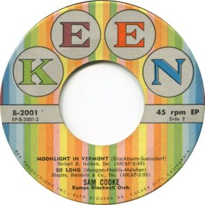 COOKE - 45 EP KEEN 2001 D