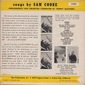 COOKE - 45 EP KEEN 2003 B
