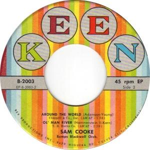 COOKE - 45 EP KEEN 2003 D 58