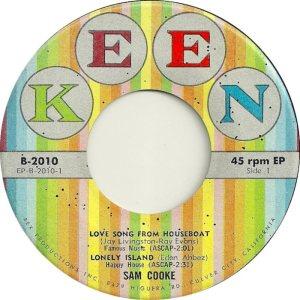COOKE - 45 EP KEEN 2010 B