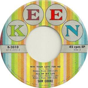 COOKE - 45 EP KEEN 2010 C