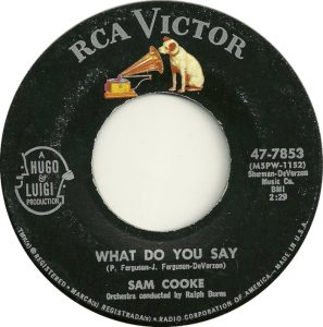 COOKE 45 RCA 7853 B