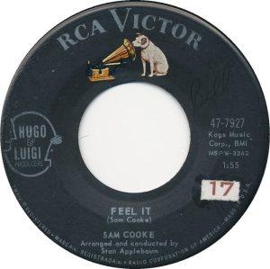 COOKE 45 RCA 7927 C