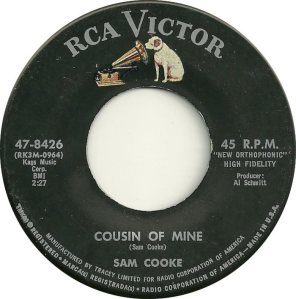 COOKE 45 RCA 8426 B