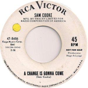 COOKE 45 RCA 8486 D