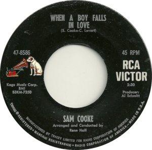 COOKE 45 RCA 8586 C