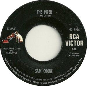 COOKE 45 RCA 8586 D