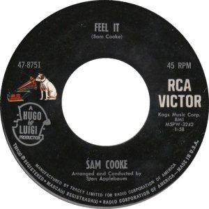 COOKE 45 RCA 8751 A