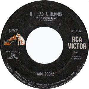 COOKE - 45 RCA 8934 B