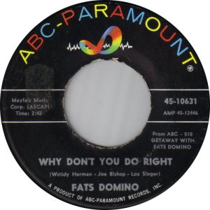 DOMINO 45 - ABC 10631 B