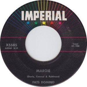 DOMINO 45 IMP 5585 B