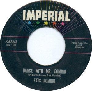 DOMINO 45 IMP 5863 A