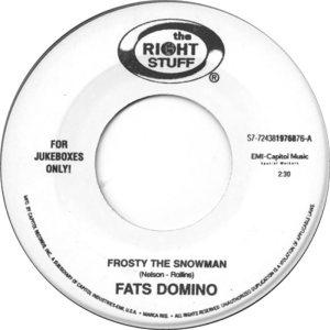 DOMINO 45 - RIGHT STUFF 95 A