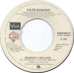 DOMINO 45 - WB 49610 A