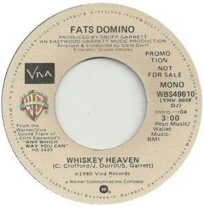 DOMINO 45 - WB 49610 DJ A