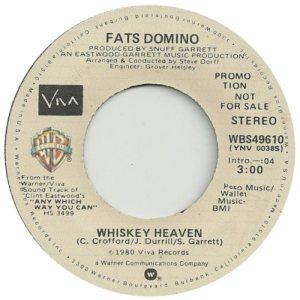 DOMINO 45 - WB 49610 DJ B