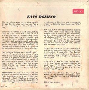 DOMINO EP 140 B