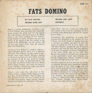 DOMINO EP 141 B