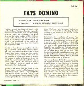 DOMINO EP 142 b