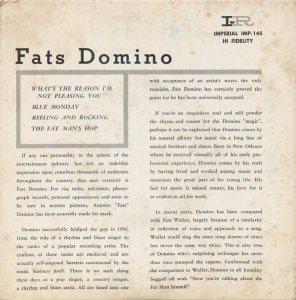 DOMINO EP 145 B