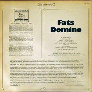 DOMINO LP EVEREST 280 B