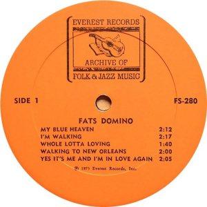 DOMINO LP EVEREST 280 C