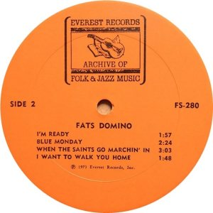 DOMINO LP EVEREST 280 D