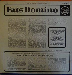 DOMINO LP GRAND AWARD 267 B